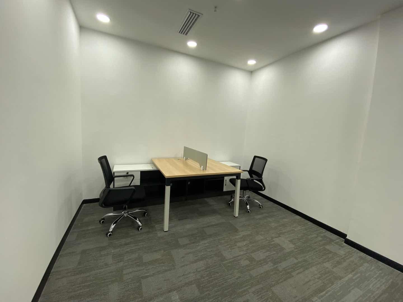 沃特国际通讯大厦 347平米 超大开间,电动双开玻璃门