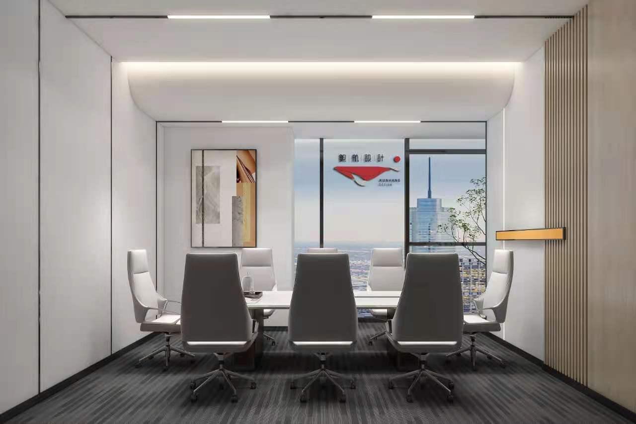 成华高端写字楼 7号线双店路地铁口 奥园国际155平自带洽谈区