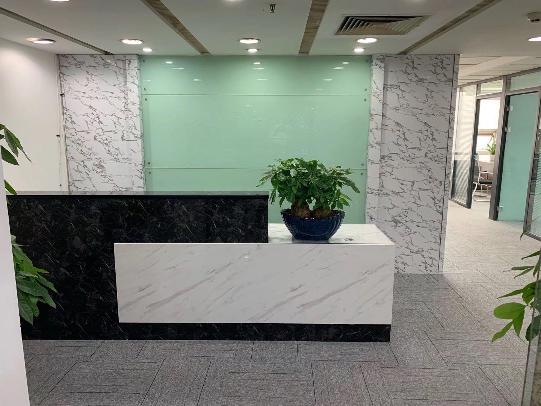 青羊区 冠城广场 250平米 精装修,5个独立办公 1个会议室 30工位