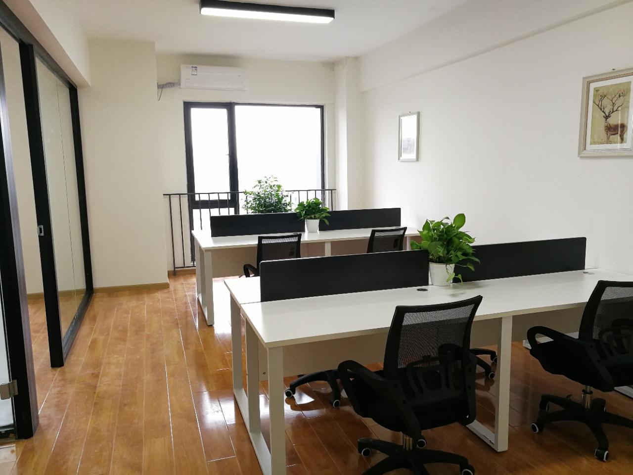 蓝润ISC丨87平米地铁口精装房!无空调加时费!初创企业的最佳选择!