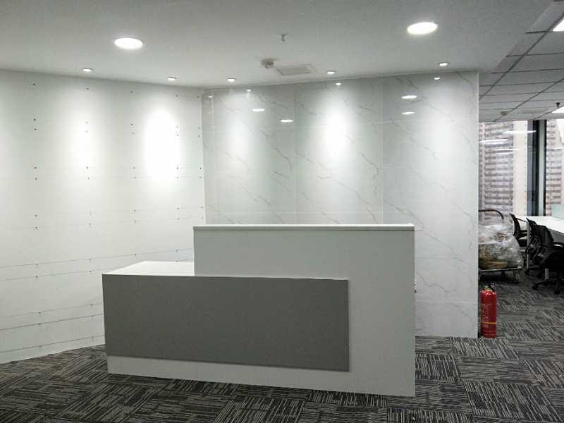 上普国际财富中心178平,精装修带家具