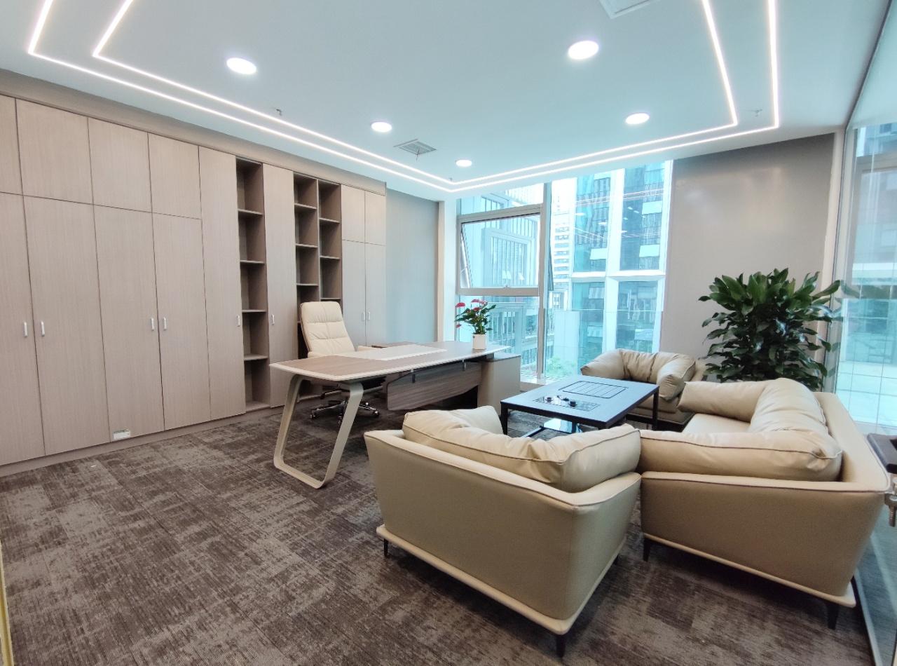 含物业】高新天府二街丨绿地之窗273平米 电梯口稀缺房源