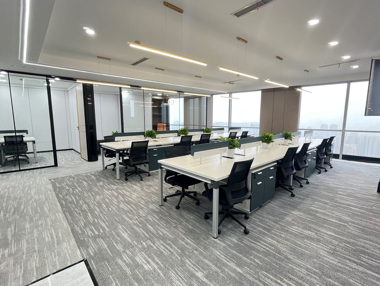 成都东部新区 大运会主场地 标志建筑 4隔间+20工位