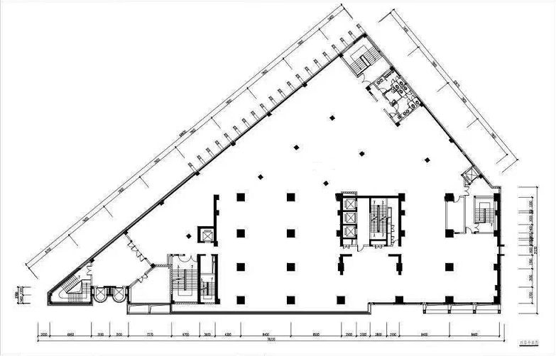 锦江区 华润广场 整层2011平米层高5.5