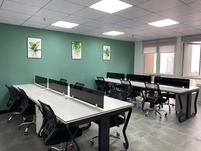 龙泉交警队丨锦上时代75平米绿色清新风格