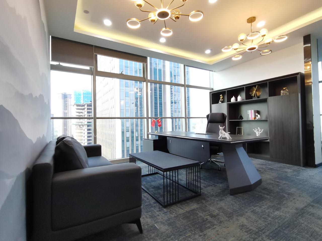 天府新区中交国际广场超甲写字楼300平米