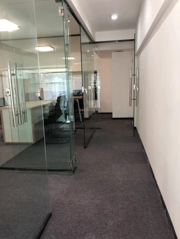 Loft 美年广场156平米 跃层精致装修 3隔间+16工位