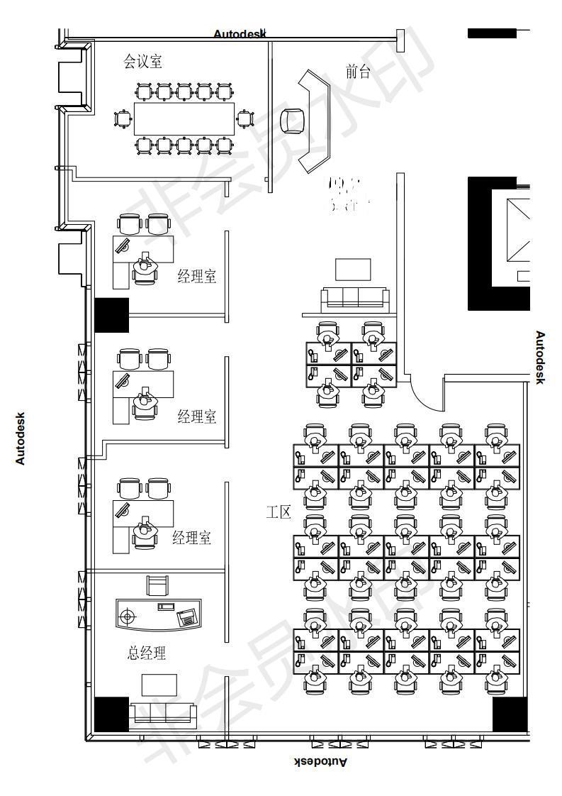 领地环球中心5+32高区电梯口