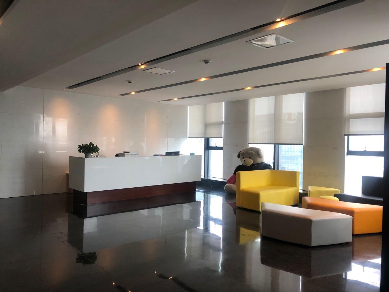 汇融广场(锦华) 中式装修豪装房,单层面积仅1300平