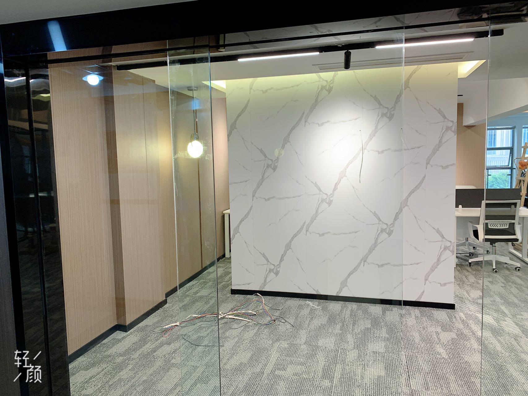 高新区高新地铁口 双面采光办公室含物业出租 文艺简约风