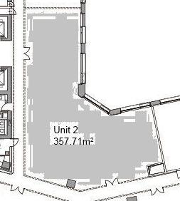 【清水】来福士广场351平米  正对电梯厅,俯瞰中庭 地铁无缝对接