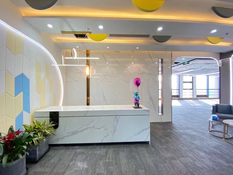 天府二街地铁口 7隔间 67工位 采光通透 现代精装 户型方正