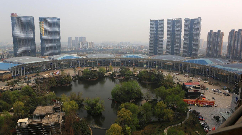 新会展中心