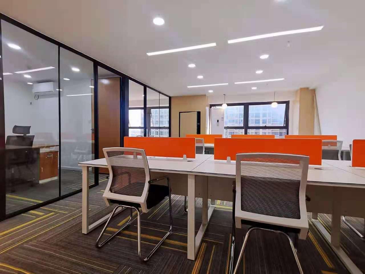 领地锦巷兰台 120平米 居家办公  创业 首选 2隔间12工位