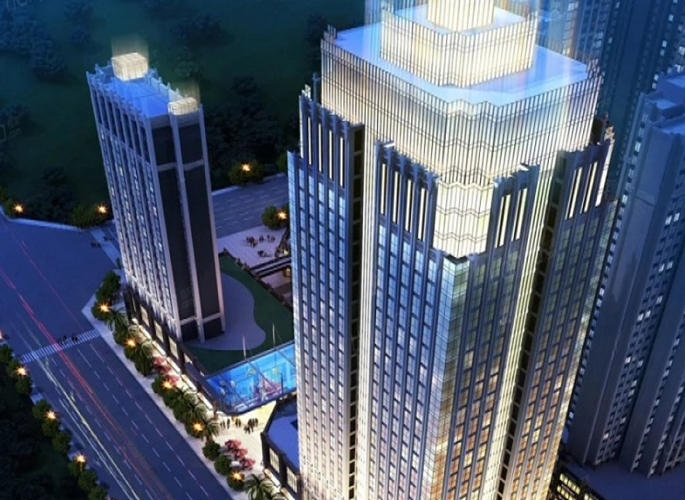 加快建设金融中心,联合西部国际金融中心写字楼双剑合璧